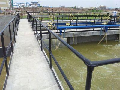 Effluent Treatment Plant Railing