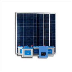 Power Packs And Solar Module