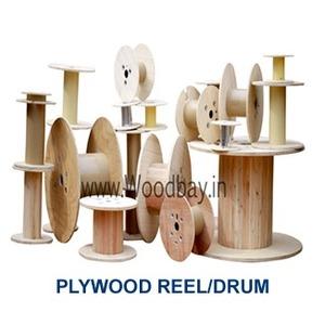 Plywood Reel/Drum