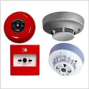 Fire Detection And Fire Alarm Systems