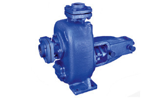 Single Stage Horizontal Mud Pump