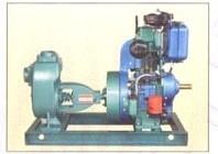 Diesel Engine Coupled Mud Pump