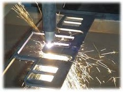 CNC Gas Cutting Job Work Services