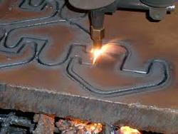 CNC Plasma Cutting Job Work Services