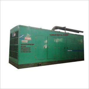 New Generator Set