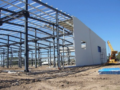 Prefab Buildings Structure