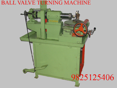 Ball Valve Turning Machine