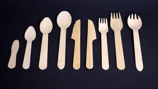 Wooden Cutlery
