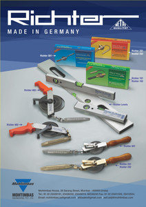 Richter Measuring Tapes & Levels