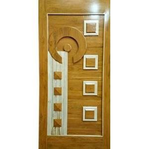 Teak Designer Doors
