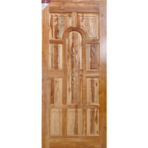 Teak Hand Carved Doors
