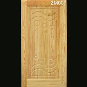Pine CNC Doors